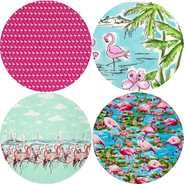 flamingo-fabric-selection